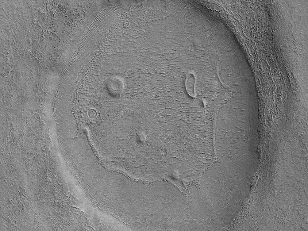 Mars Uśmiech