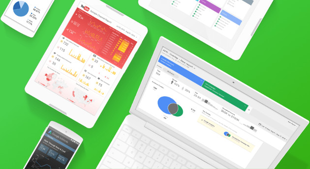 Google Data Studio przykłady