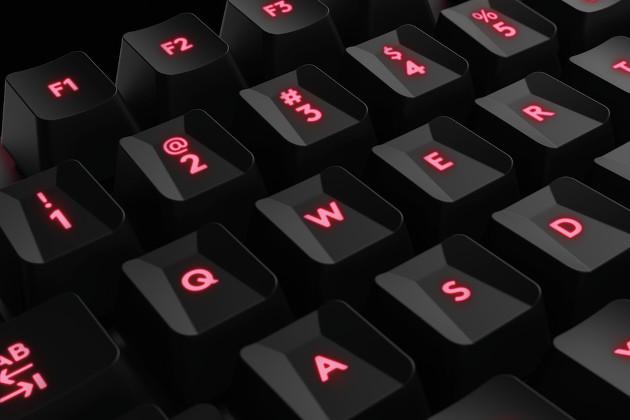 Logitech G413 klawisze