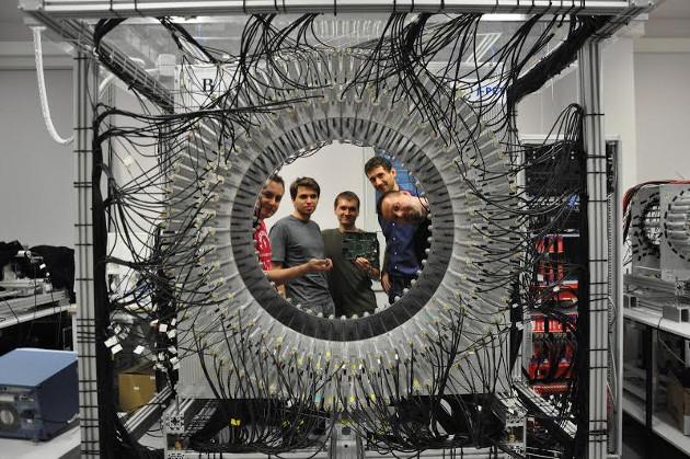 SciTech Poland tomograf