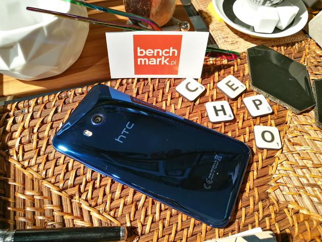 HTC U11 tylna ścianka