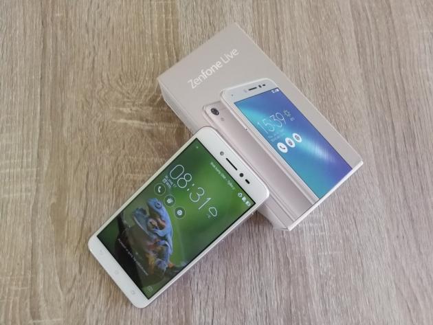 ZenFone Live (ZB501KL) smartfon