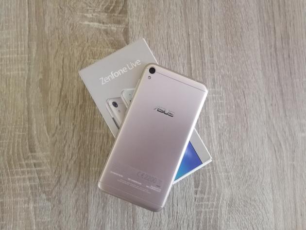 ZenFone Live (ZB501KL)