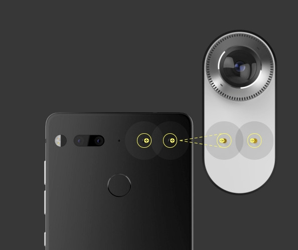 Essential Phone akcesoria