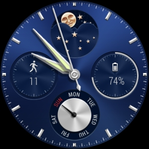Huawei Watch z Android Wear 2.0