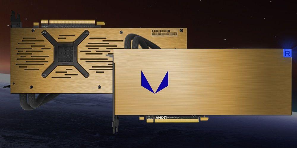 AMD Radeon Vega Frontier Edition - karta graficzna
