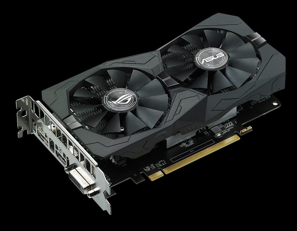ASUS Radeon RX 560 Strix OC 4G