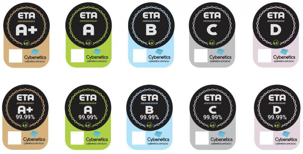 Cybenetisc ETA - sprawność energetyczna