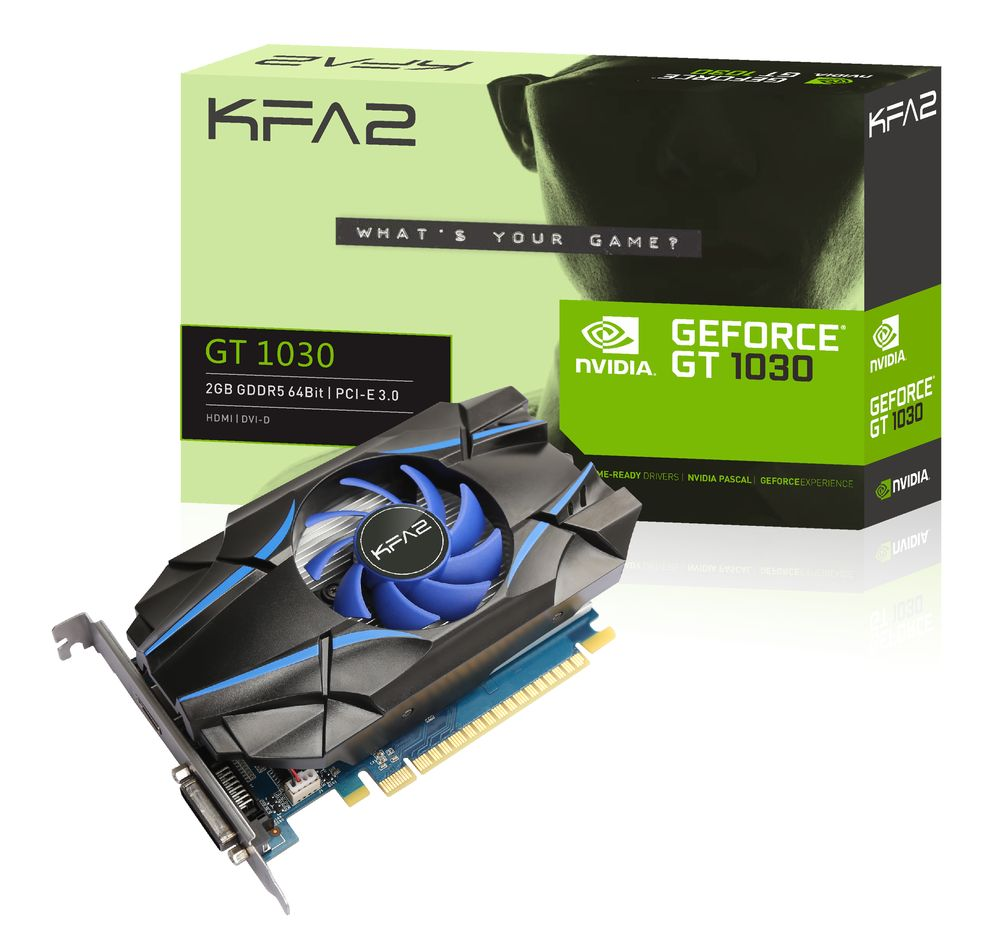 KFA2 GeForce GT 1030