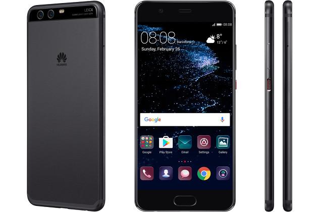 Huawei P10 strony