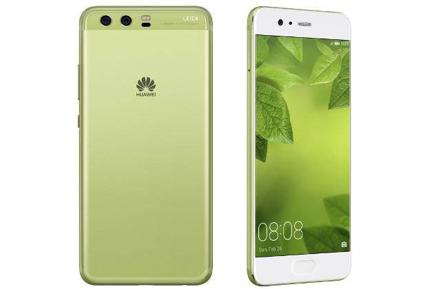 Huawei P10 zielony
