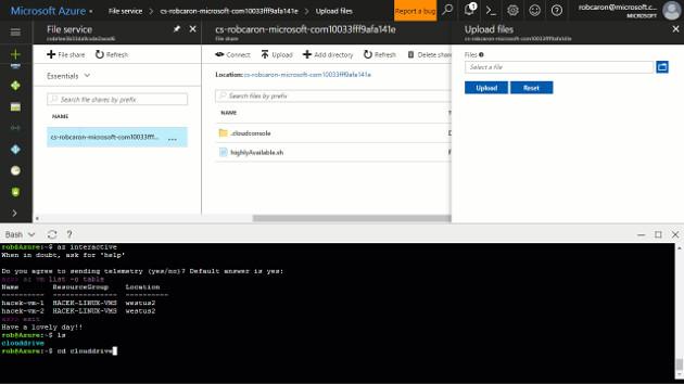Microsoft Azure kod