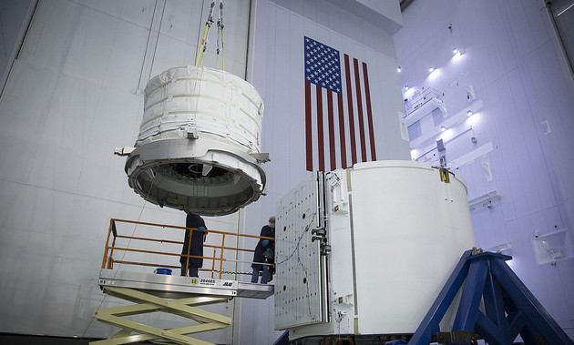 SpaceX praca