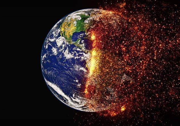 Ziemia katastrofa