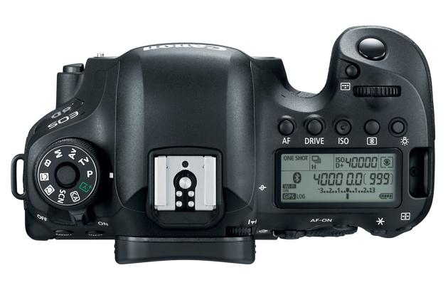 Canon EOS 6D Mark II góra