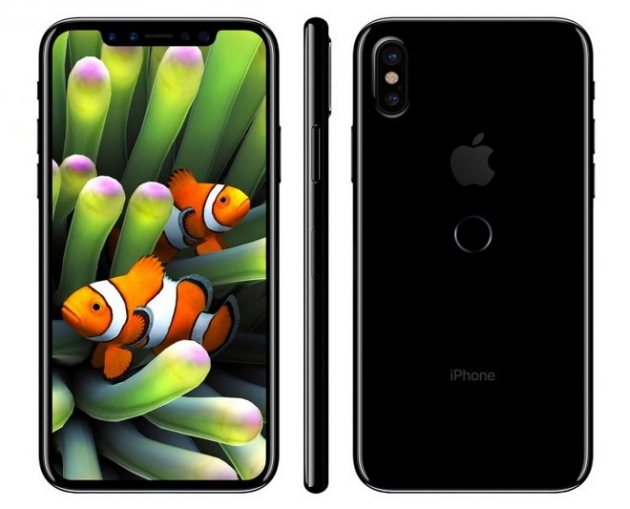 iPhone 8 ekran OLED