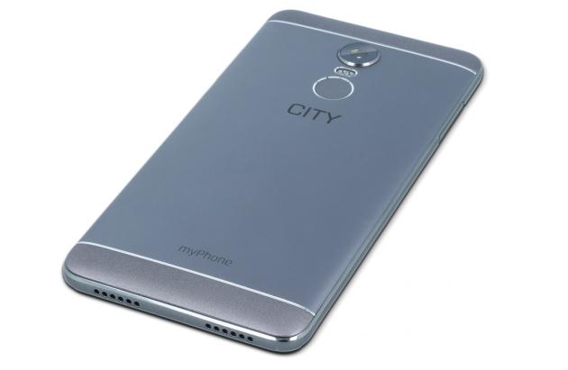 myPhone City smartfon