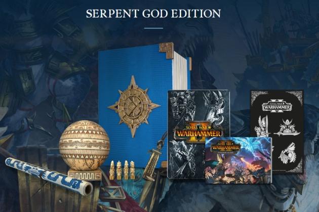 Total War: WARHAMMER II edycja kolekcjonerksa