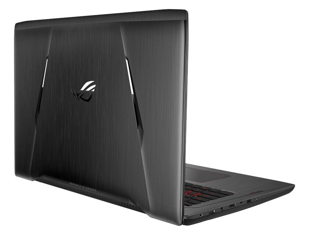 ASUS ROG Strix GL702ZC laptop