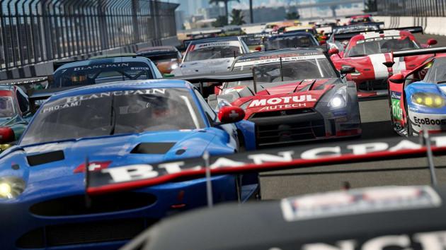 Forza Motorsport 7 gra wyścigi screen samochody