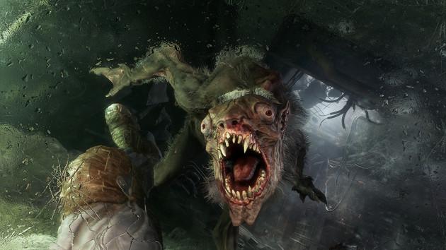 Metro Exodus gra screen zwierz