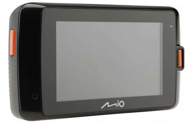 Mio MiVue 792 wideorejestrator ekran