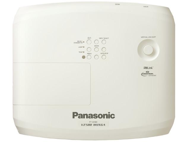 Panasonic PT-VZ580 góra