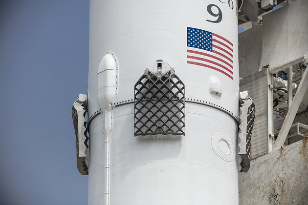 SpaceX Falcon 9 lotki