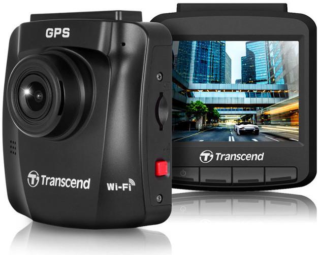 Transcend DrivePro 230 wideorejestrator wygląd