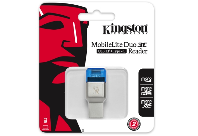 Kingston MobileLite Duo 3C
