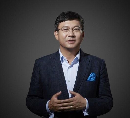 Lixin Cheng, prezes ZTE