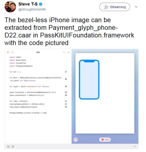 wygląd iPhone'a 8