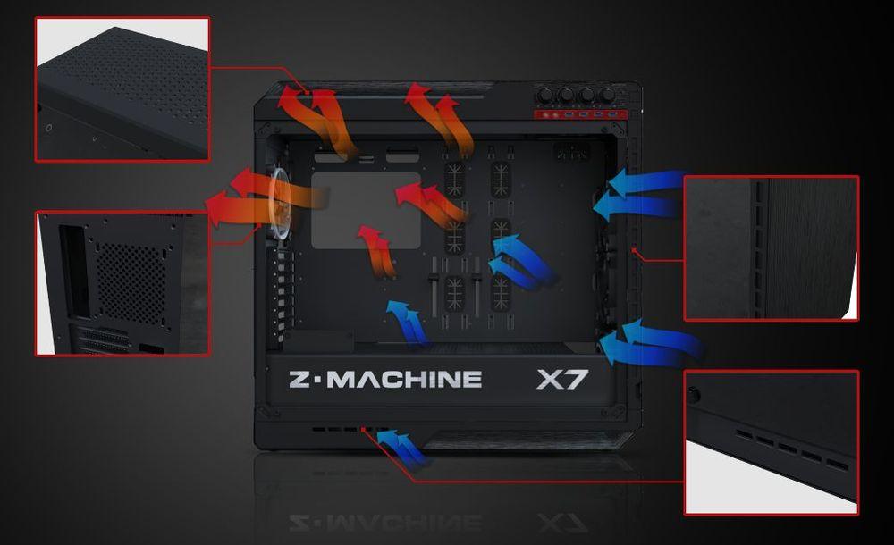 Zalman X7