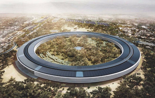 Apple Campus statek