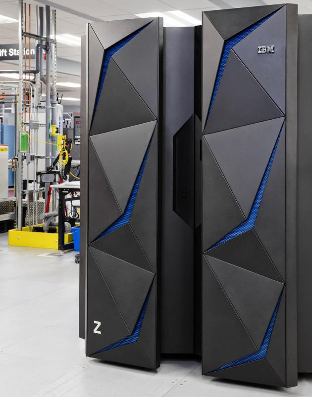 IBM z14 wygląd