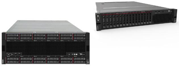 Lenovo ThinkSystem serwery