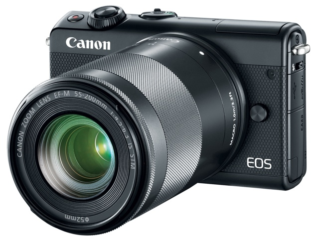 Canon EOS M100 i 55-200