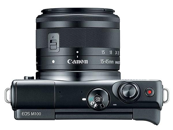 Canon EOS M100 góra