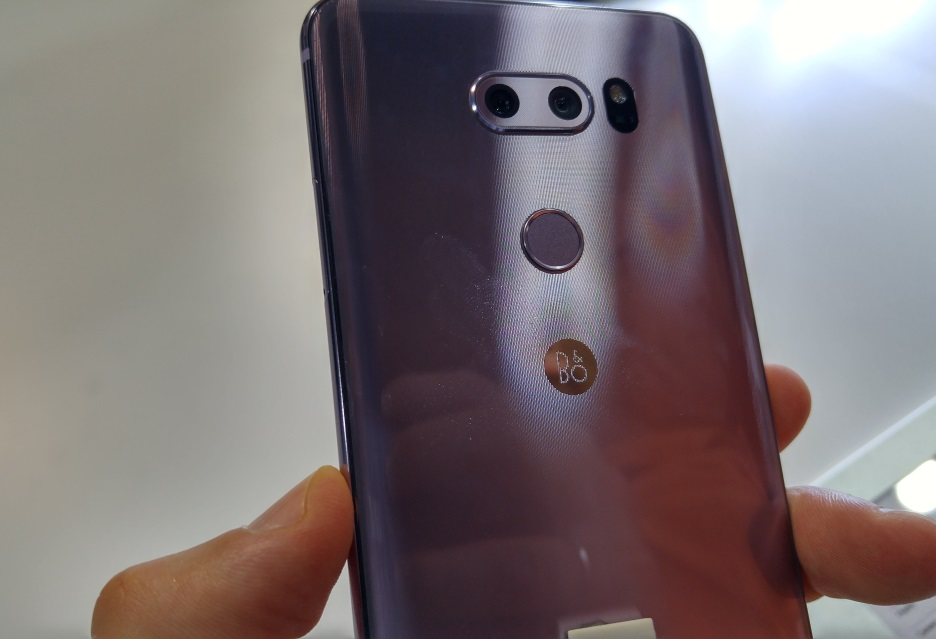 LG V30 aparat