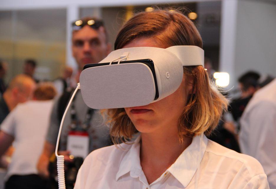 gogle LG VR