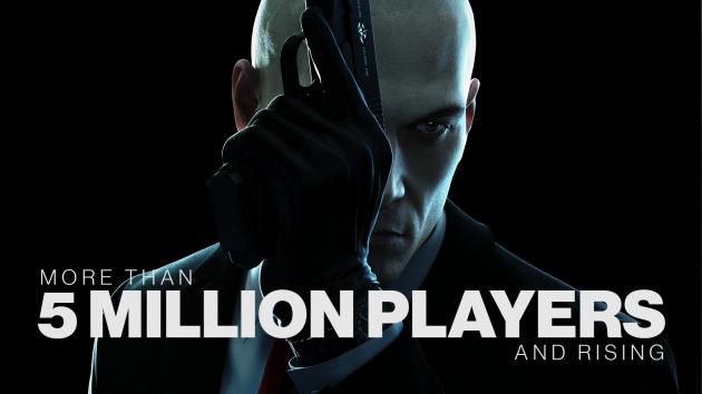 Hitman 5 mln graczy