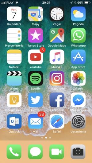 iOS 11 w wersji beta 5