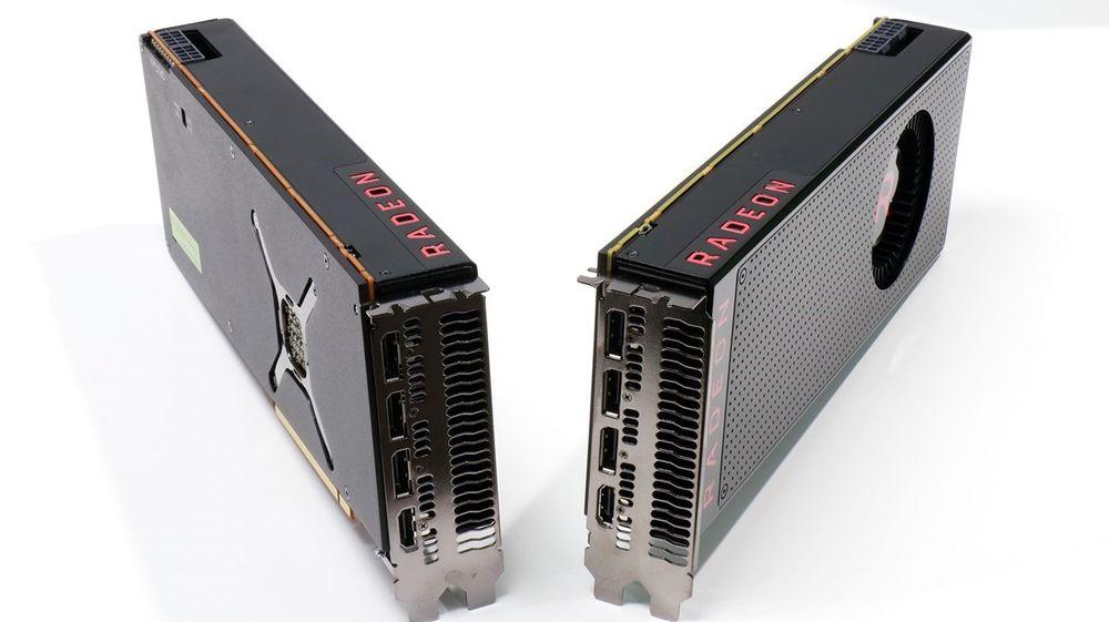 AMD Radeon RX Vega 56 i 64