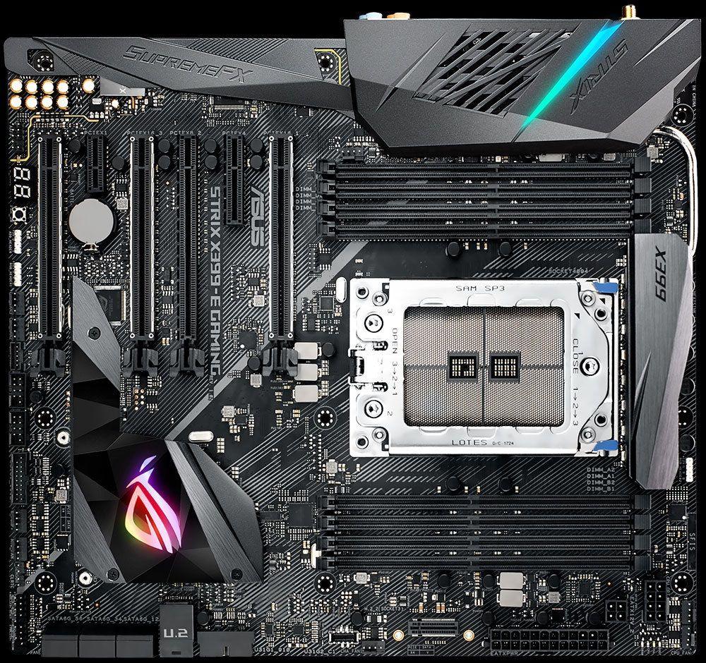 ASUS ROG Strix X399-E Gaming