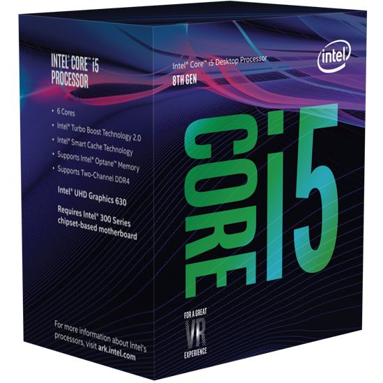 Intel Core i5 - Coffee Lake
