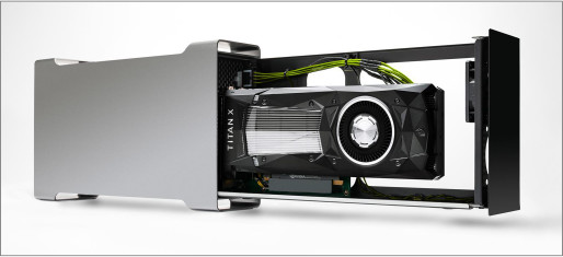 Nvidia - stacja z Titan Xp
