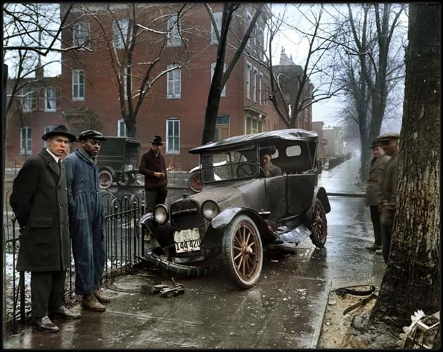 auto historia wypadek