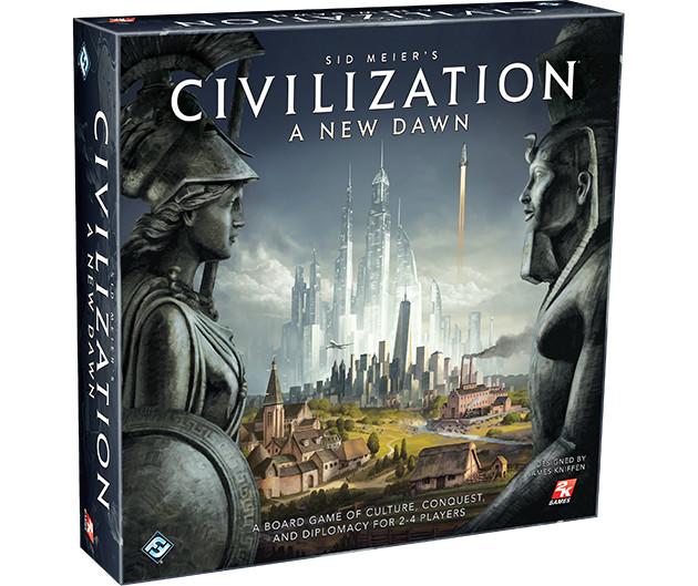 Civilization planszowa