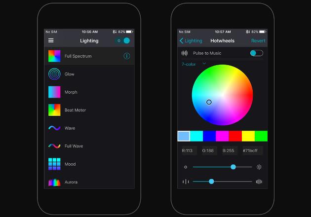 Creative Halo aplikacja