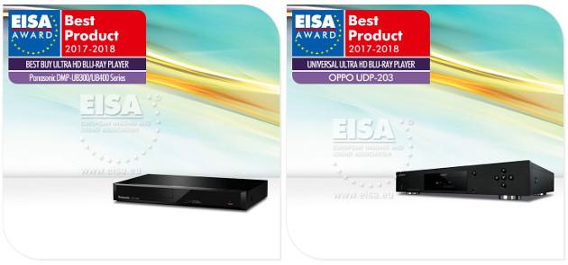 EISA 17 Blu-ray